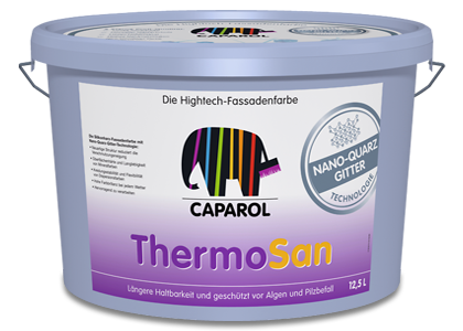Краска Caparol ThermoSan NQG